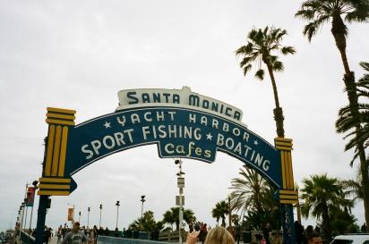 Santa Monica Pier Area 12