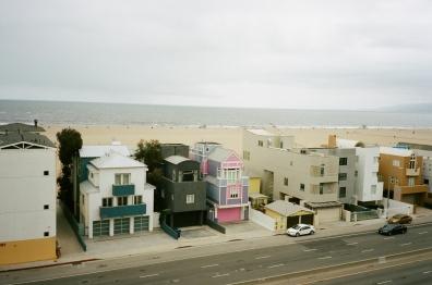 Santa Monica Pier Area