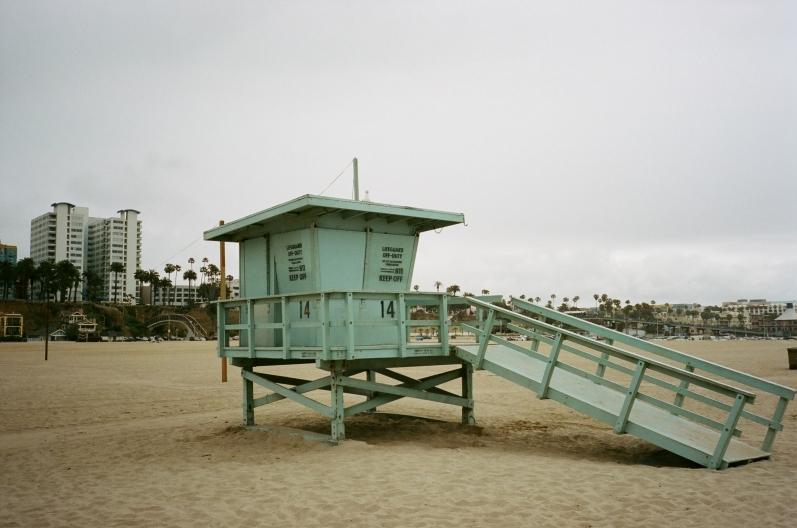 Santa Monica Pier Area 3