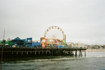 Santa Monica Pier Area 10