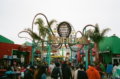 Santa Monica Pier Area 6