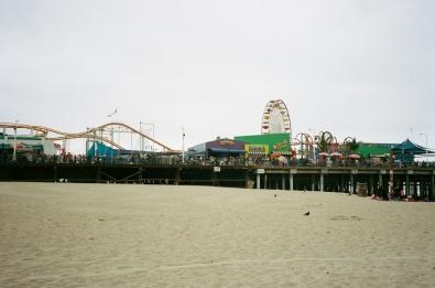 Santa Monica Pier Area 4